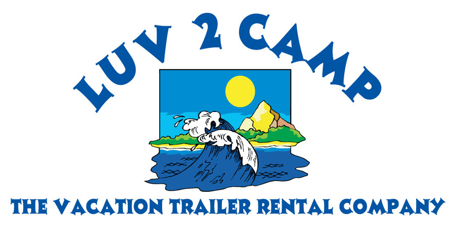 luv to camp logo