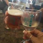 wine/beer glasses photo by Julie Schloss
