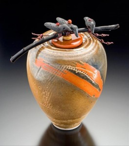 Barbara Sebastian, ceramics, Berkeley