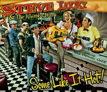 steve lucky some like it hot