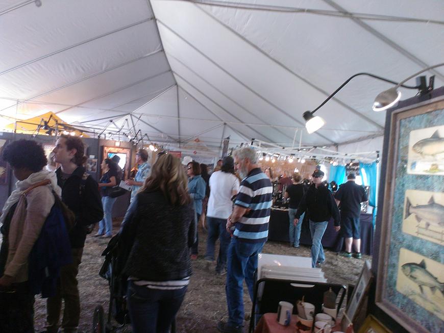 Pavilion Tent 2017