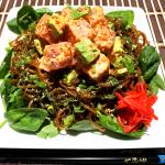 Yatai spicy tuna yakisoba